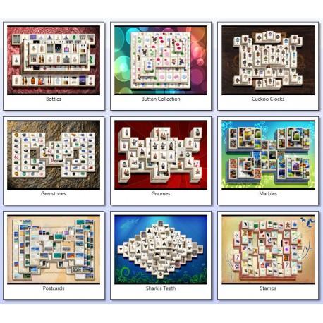 3D-Jongg GamePack