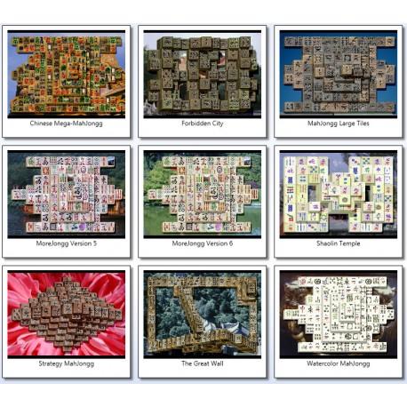 More MahJongg GamePack