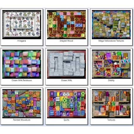 Textures & Designs GamePack